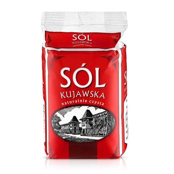 Sól Kujawska 1 Kg