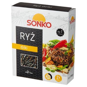 Sonko Ryż dziki 200 g (2 x 100 g)