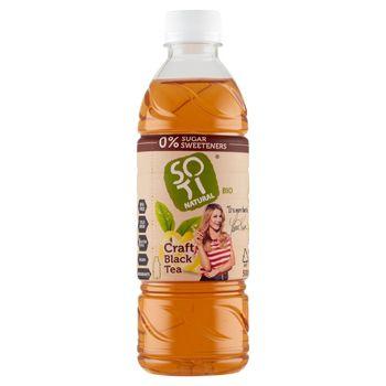 Soti Natural Bio Napar z czarnej herbaty ze skórką z cytryny 500 ml