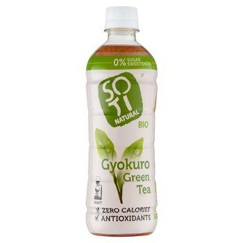 Soti Natural Bio Zaparzona zielona herbata 500 ml