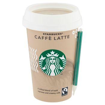 Starbucks Caffè Latte Mleczny napój kawowy 220 ml