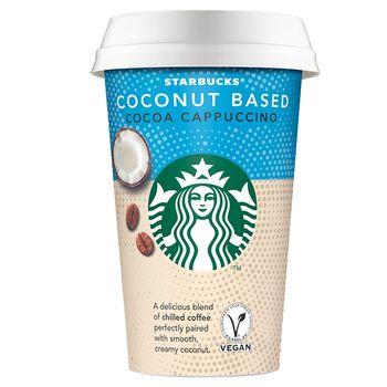 Starbucks Vegan Coconut Napój kokosowo-kawowy 220 ml