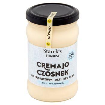 Starck's Cremajo Krem majonezowy 40% czosnek 270 g