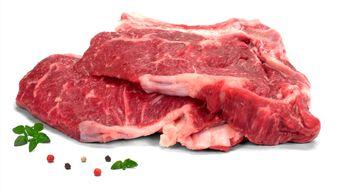 Stek z antrykotu wołowego bez kości tacka