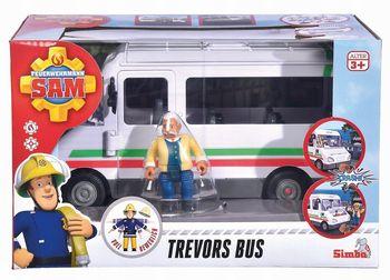 Strażak Sam Autobus Trevora