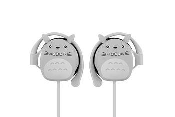Stylowe i bezpieczne Słuchawki dla dzieci Kinbini KN - 3030 Niebieskie