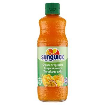 Sunquick Koncentrat napoju owoce tropikalne 580 ml
