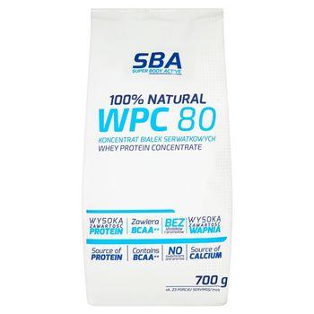 Super Body Active WPC 80 Koncentrat białek serwatkowych 700 g