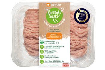 SuperDrob Mięso mielone z kurczaka świeże 400 g