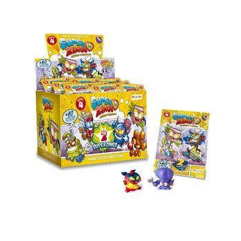 SUPER ZINGS SERIA 4 - 2 PAK Magic BOX