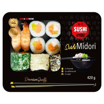 Sushi4You Sushi Midori 420 g