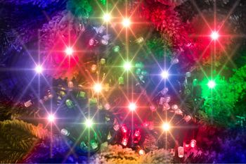 Świąteczne Lampki 200 Led Eurohit Zewnętrzne Multicolor
