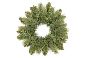 Świąteczny Wianek Dekoracyjny Biss PE 30 cm