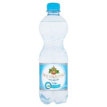 Świętokrzyska Woda źródlana niegazowana 500 ml