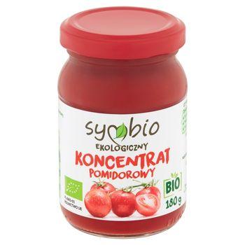 Symbio Koncentrat pomidorowy ekologiczny 180 g