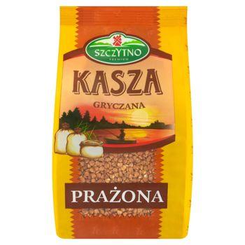 Szczytno Premium Kasza gryczana prażona 400 g