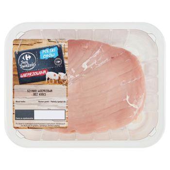 Carrefour Targ Świeżości Szynka wieprzowa bez kości