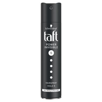 Taft Power Invisible Lakier do włosów 250 ml