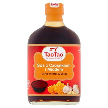 Tao Tao Sos z czosnkiem i miodem 175 ml