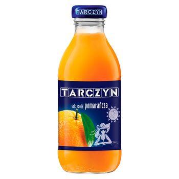Tarczyn Sok 100% pomarańcza 300 ml