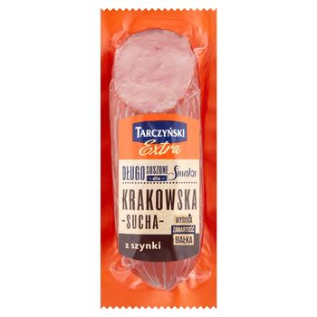Tarczyński Krakowska sucha z szynki Extra 260 g