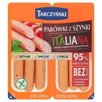 Tarczyński Parówki z szynki Italiana 220 g (2 x 110 g)