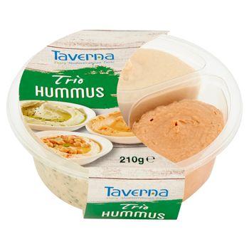 Taverna Trio Hummus 210 g