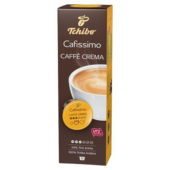 Tchibo Cafissimo Caffè Crema Fine Aroma Kawa palona mielona 70 g (10 x 7 g)