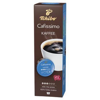 Tchibo Cafissimo Kaffee Fine Aroma Kawa palona mielona w kapsułkach 65 g (10 x 6,5 g)