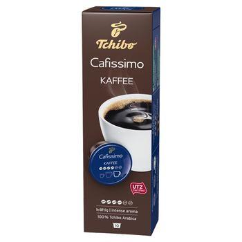 Tchibo Cafissimo Kaffee Intense Aroma Kawa palona mielona w kapsułkach 75 g (10 x 7,5 g)