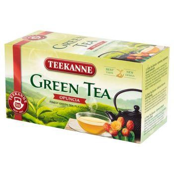 Teekanne Green Tea Opuncia Aromatyzowana herbata zielona 35 g (20 torebek)