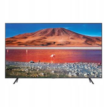 Telewizor Samsung UE 50TU7172UXXH Crystal 4K UHD