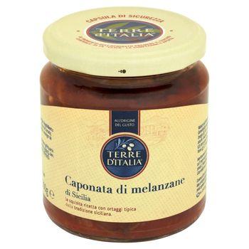 Terre d'Italia Potrawa na bazie bakłażana 300 g