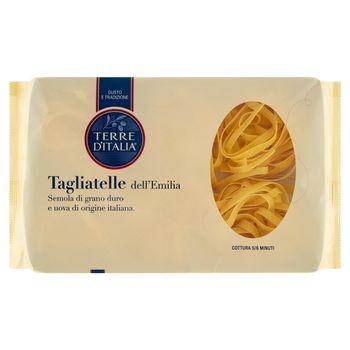 Terre d'Italia Makaron jajeczny tagliatelle 250 g