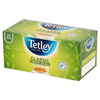 Tetley Classic Herbata zielona 37,5 g (25 x 1,5 g)