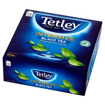 Tetley Intensive Herbata czarna 200 g (100 x 2 g)
