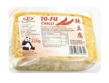 Tofu chilli 220 g Solida Food