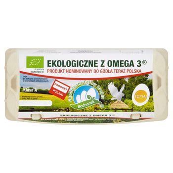 Top Jaj Jaja ekologiczne z omega 3 10 sztuk