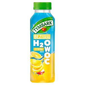 Tymbark H2Owoc Napój cytryna jabłko 400 ml