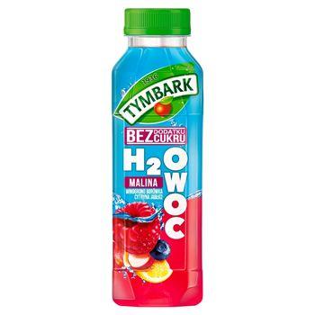 Tymbark H2Owoc Napój malina winogrono jabłko borówka 400 ml