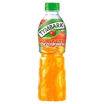 Tymbark Napój pomarańcza brzoskwinia 500 ml
