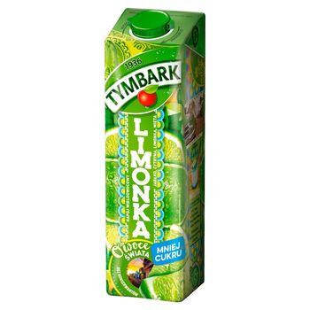 Tymbark Owoce Świata Napój wieloowocowy limonka 1 l