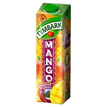 Tymbark Owoce Świata Napój wieloowocowy mango 1 l