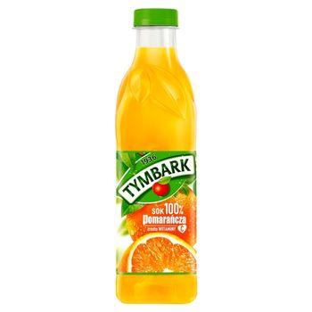 Tymbark Sok 100% pomarańcza 1 l