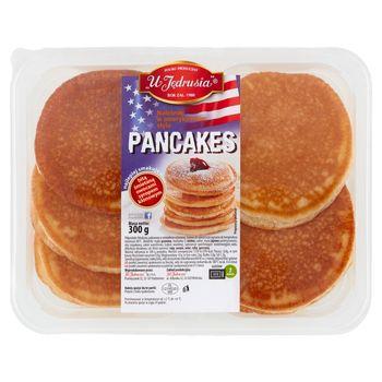 U Jędrusia Pancakes Naleśniki w amerykańskim stylu 300 g