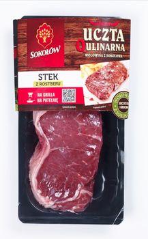 Uczta Qulinarna - Stek z rostbefu bez kości