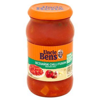 Uncle Ben's Sos seczuański chilli fusion 400 g