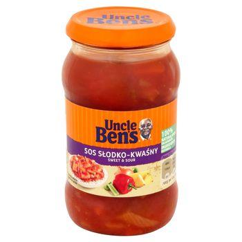 Uncle Ben's Sos słodko-kwaśny 400 g