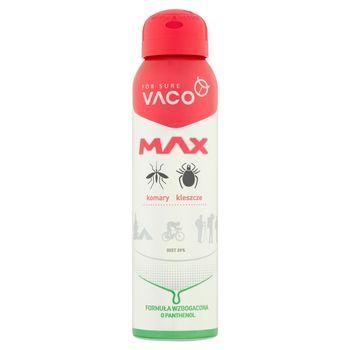 Vaco Max Spray na komary kleszcze meszki 100 ml
