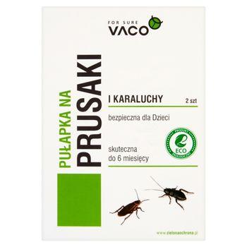 Vaco Pułapka na prusaki i karaluchy 2 sztuki